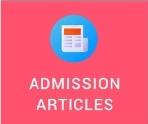 Admission Articles